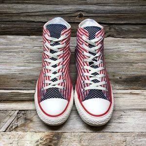 Converse Men Chuck Taylor All Star Hi Flag Sneaker